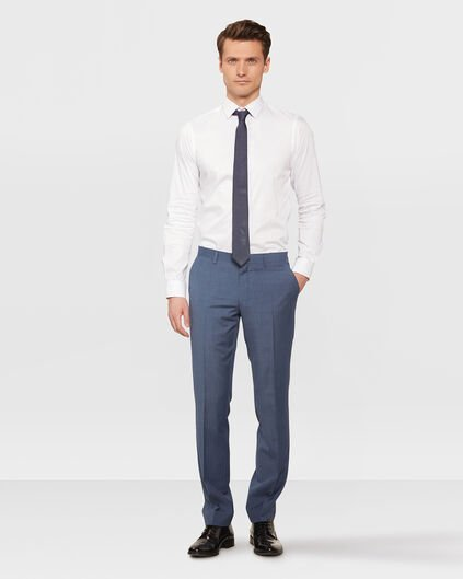 HEREN SLIM FIT PANTALON GRIFFIN Blauw