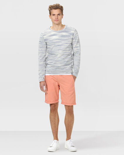 HEREN REGULAR FIT CHINO SHORT Zalmroze