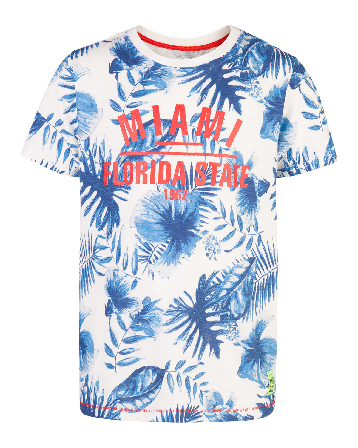 jongens miami print t shirt 79846974 we fashion