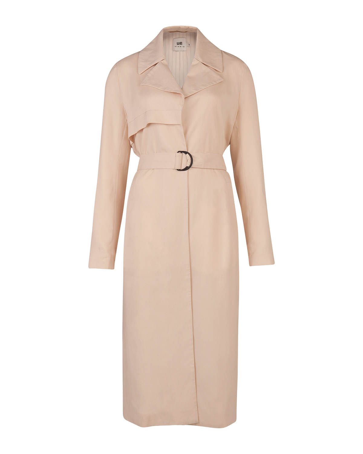 Dames lyocell trenchcoat
