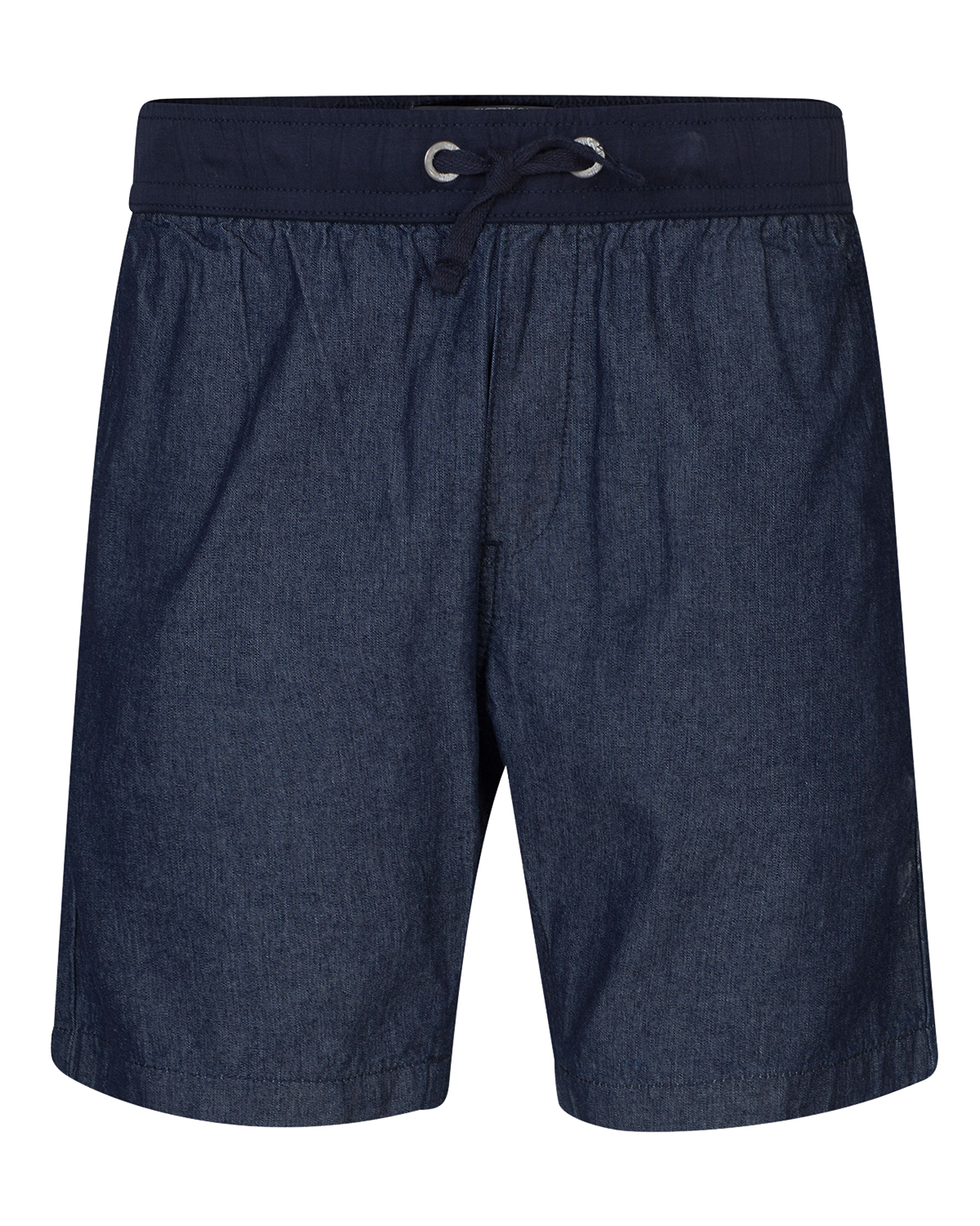 Heren denim jogger short