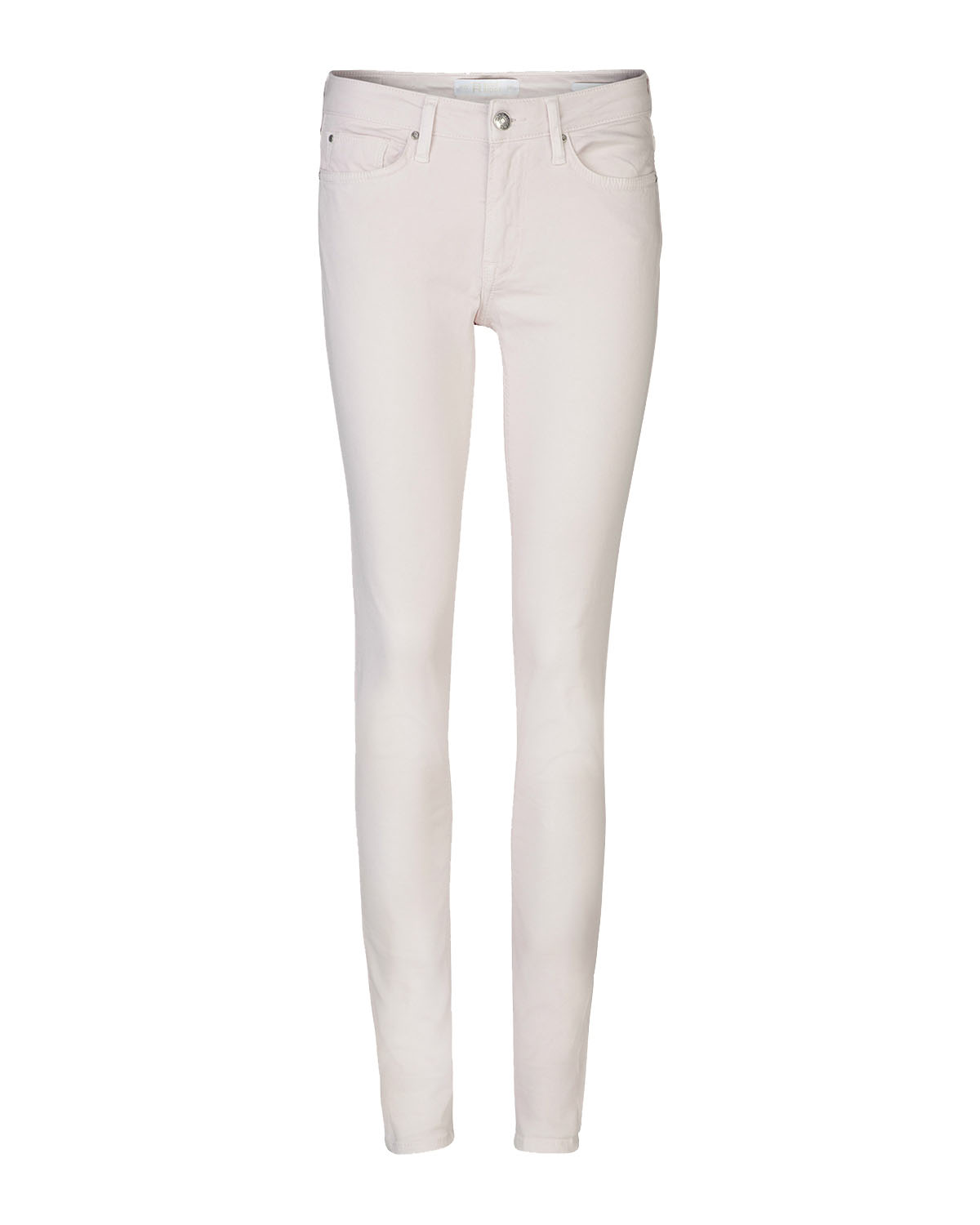 Dames low rise skinny jeans