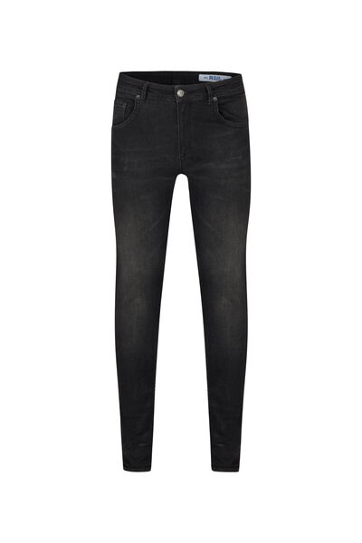 Heren super skinny comfort stretch tapered jeans