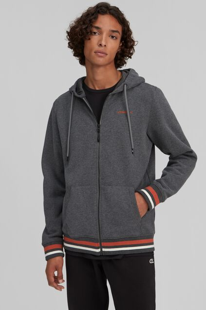 Heren O`Neill Tipping Point Hoodie Jacket Donkerblauw