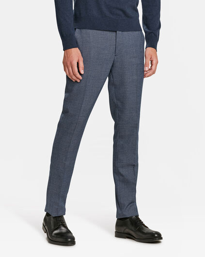 HEREN SLIM FIT PANTALON ODILO Blauw