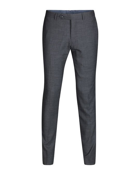 HEREN SLIM FIT PANTALON GAINESVILLE Donkergrijs