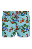 Girls Hawai short, Mintgroen