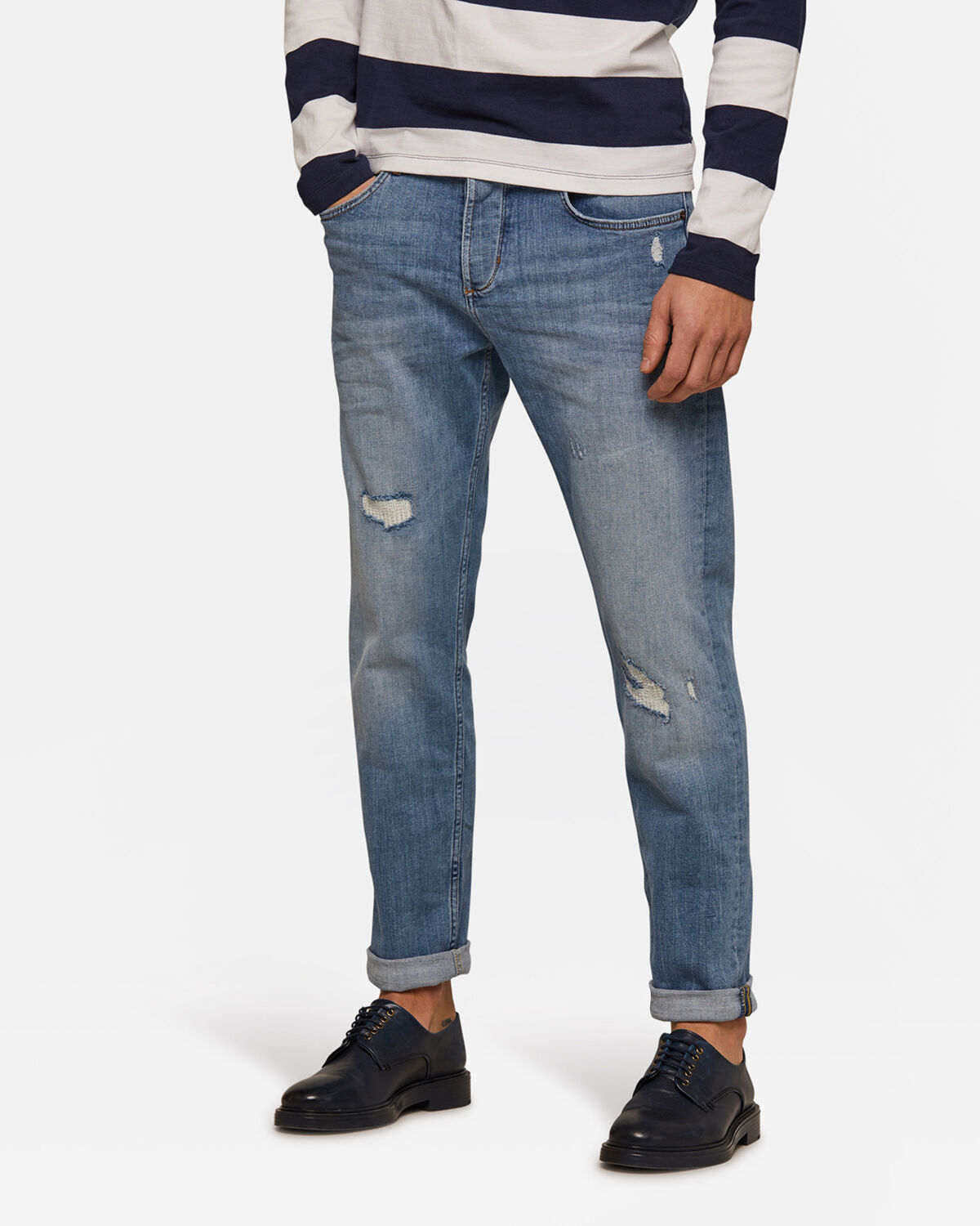 FitWe Fashion Relaxed Heren Jeans F1KlJc
