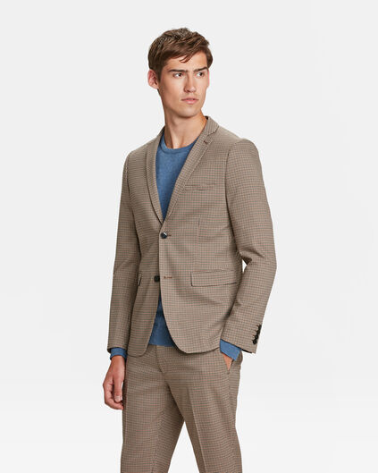 HEREN SKINNY FIT BLAZER JAMEY Beige
