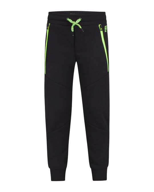 JONGENS SPORTY SWEATPANTS Zwart