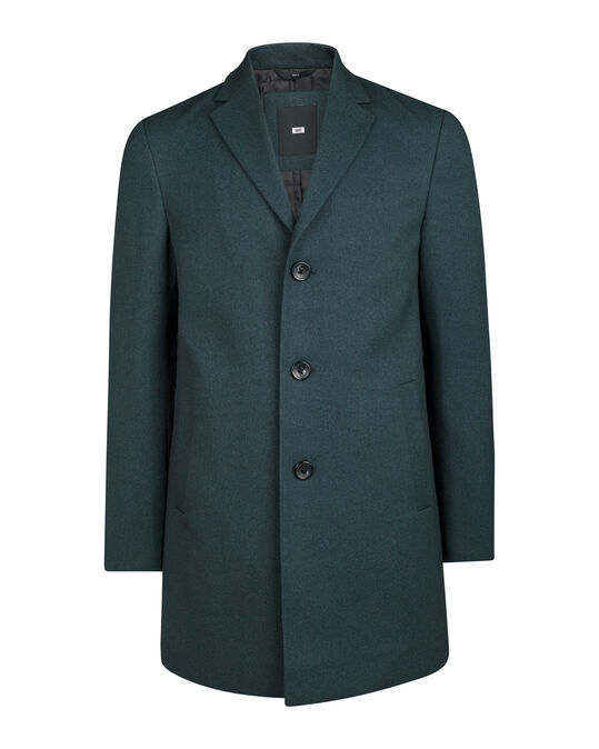 HEREN TOPCOAT Mosgroen