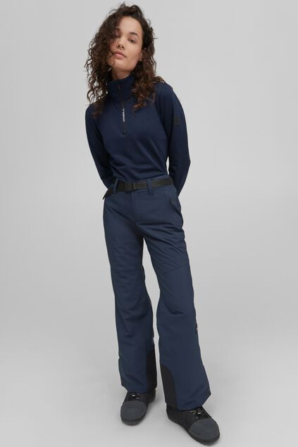 Dames O`Neill Star Snow Pants Donkerblauw