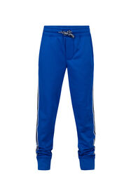 Jongens sporty sweatpants_Jongens sporty sweatpants, Kobaltblauw