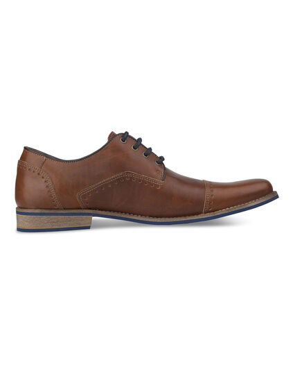 HEREN VETERSCHOENEN Cognac