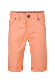 Jongens Slim Fit shorts_Jongens Slim Fit shorts, Oranje