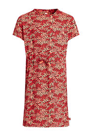 Meisjes jurk met dessin_Meisjes jurk met dessin, All-over print