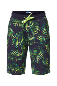 Jongens sweat short met dessin_Jongens sweat short met dessin, All-over print