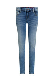 Jongens regular fit jeans_Jongens regular fit jeans, Blauw