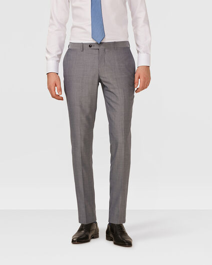 HEREN SLIM FIT PANTALON WARRICK Grijs