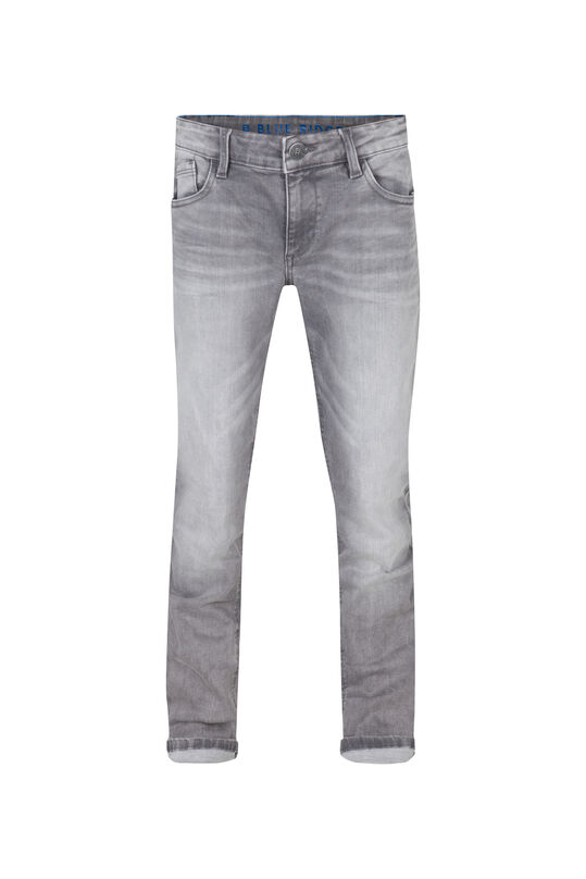 Jongens regular fit jeans Grijs