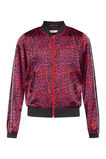 Meisjes luipaarddessin bomber, All-over print