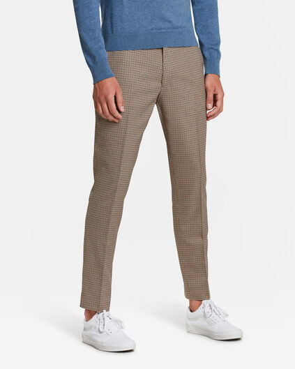 HEREN SLIM FIT PANTALON JAMEY Beige
