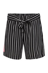Meisjes gestreepte short_Meisjes gestreepte short, All-over print