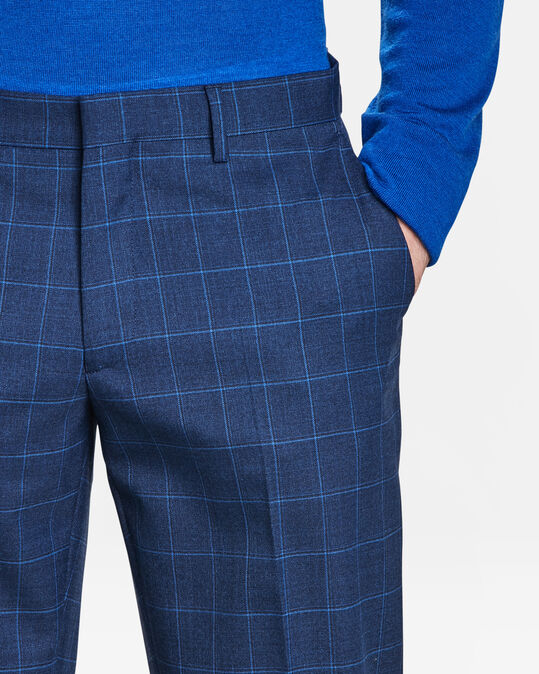 HEREN REGULAR FIT PANTALON CONDON Donkerblauw