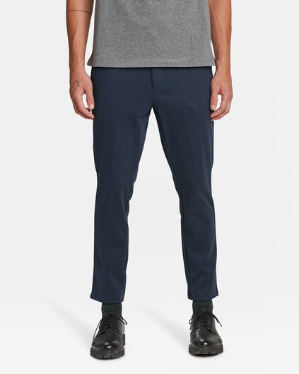 HEREN BLUE RIDGE LOOSE FIT JOGGER Marineblauw