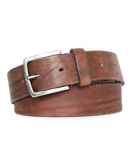 HEREN REAL LEATHER RIEM Cognac