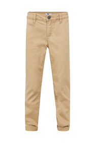 Jongens slim fit chino_Jongens slim fit chino, Beige