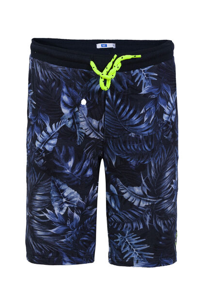 Jongens joggingshort met dessin All-over print