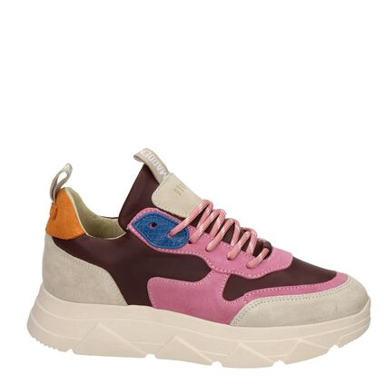 Steve Madden Pitty dames dad sneaker Rood