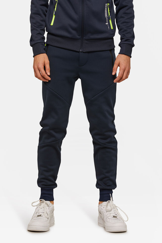 Jongens sporty sweatpants Donkerblauw