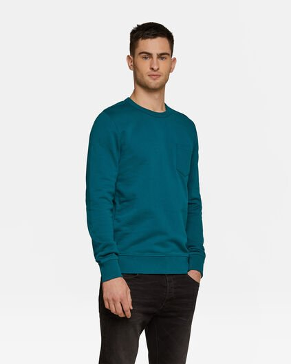 Heren sweater Groen