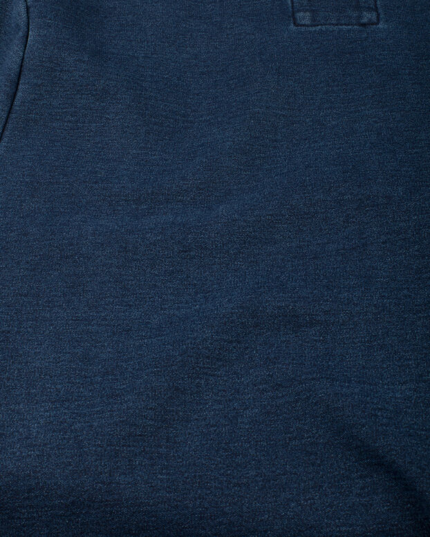 HEREN BLUE RIDGE INDIGO SWEATVEST Indigo