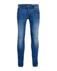 HEREN SKINNY TAPERED SUPER STRETCH JEANS_HEREN SKINNY TAPERED SUPER STRETCH JEANS, Donkerblauw