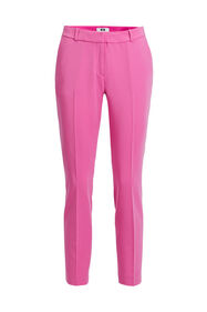 Dames slim fit pantalon_Dames slim fit pantalon, Roze