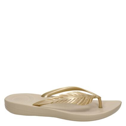 FitFlop IQushion dames slipper Goud