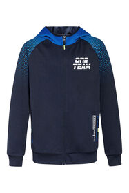 Jongens one team vest_Jongens one team vest, Blauw