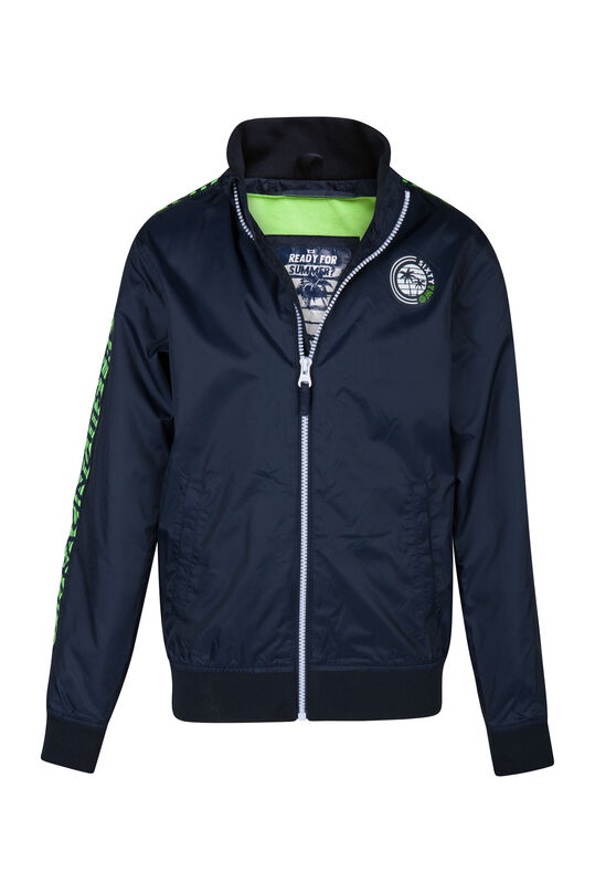 Jongens sixty two jacket Marineblauw