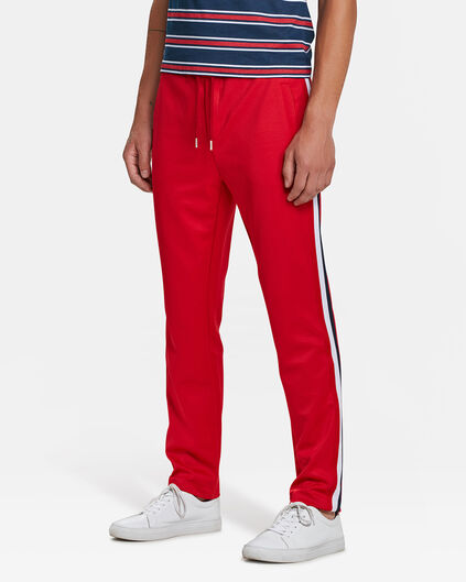 HEREN SKINNY TAPERED SPORTY STRIPE JOGGER Felrood
