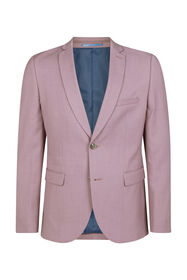 Heren slim fit blazer Dali_Heren slim fit blazer Dali, Oudroze
