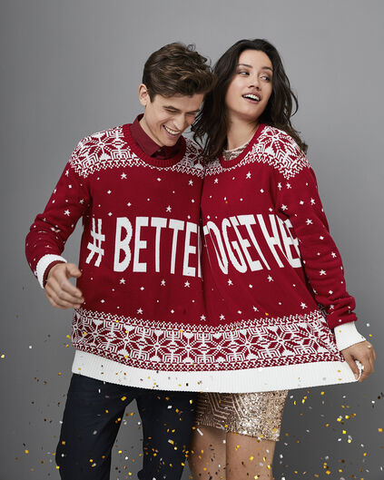 BETTER TOGETHER TRUI Rood