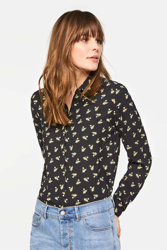 Dames blouse All-over print