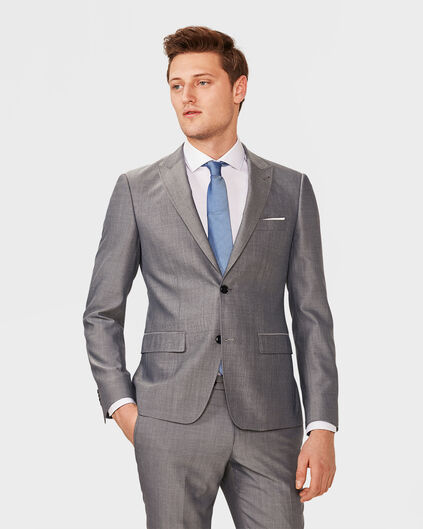 HEREN SLIM FIT BLAZER WARRICK Grijs