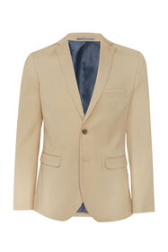 Heren slim fit blazer Dali_Heren slim fit blazer Dali, Beige