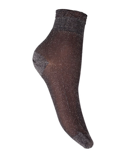 DAMES 40 DEN SOCKS Zilver