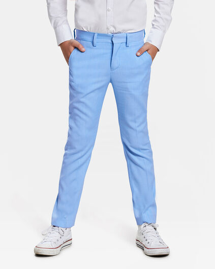 JONGENS REGULAR FIT PANTALON DALI Lavendel