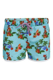 Girls Hawai short_Girls Hawai short, Mintgroen